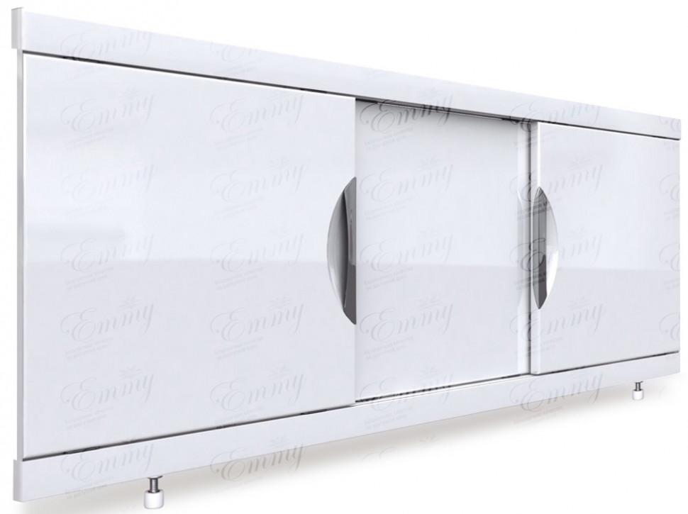 Экран под ванну 137х52 см белый Emmy Валенсия EMMYVAL13752BEL