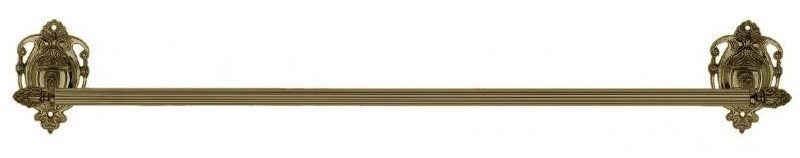 Полотенцедержатель 70 см бронза Art&Max Impero AM-1229-Br