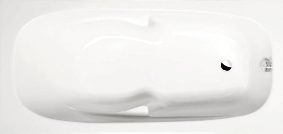 цена на Акриловая ванна 170х80 см Alpen Kamelie 35111