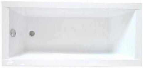 Акриловая ванна 150х69.5 см Besco Modern WAM-150-MO акриловая ванна besco rima 150x95 l