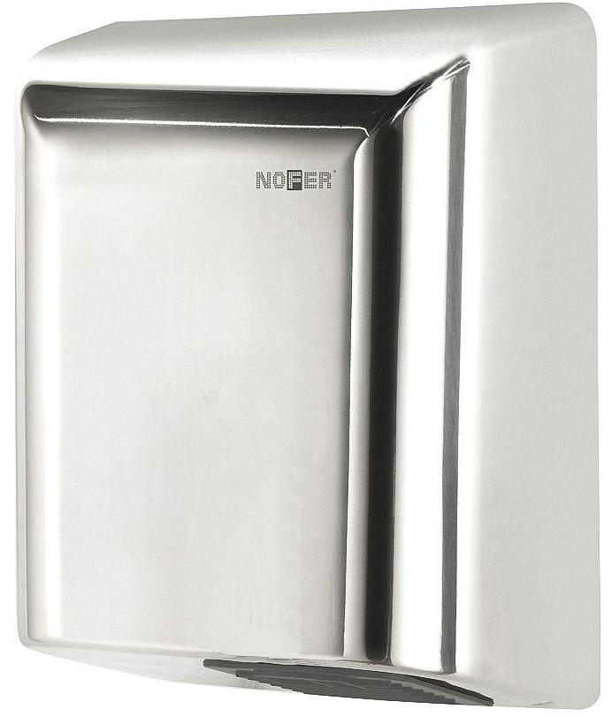 Сушилка для рук хром Nofer Bigflow 01451.B автоматическая сушилка для рук nofer kai 1500 w глянцевая 01251 b