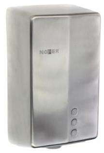 Сушилка для рук матовый хром Nofer Fuga Evo 01831.S
