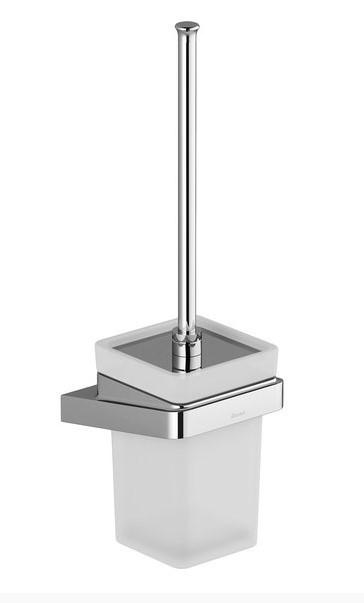 Ершик для унитаза с держателем Ravak 10° TD 410 ершик ravak 10 хром x07p330