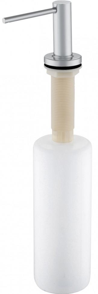 Дозатор для жидкого мыла 500 мл нержавеющая сталь Franke Neptune 119.0287.542 franke neptune оникс