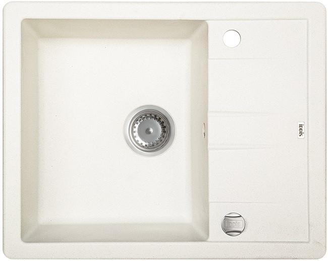 Кухонная мойка белый IDDIS Vane G V10W621I87 цена