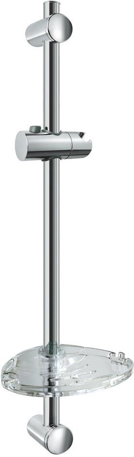 Душевая штанга 95 см Teka Baltic 790016100 душевая лейка 95 мм teka calm sport 790036600