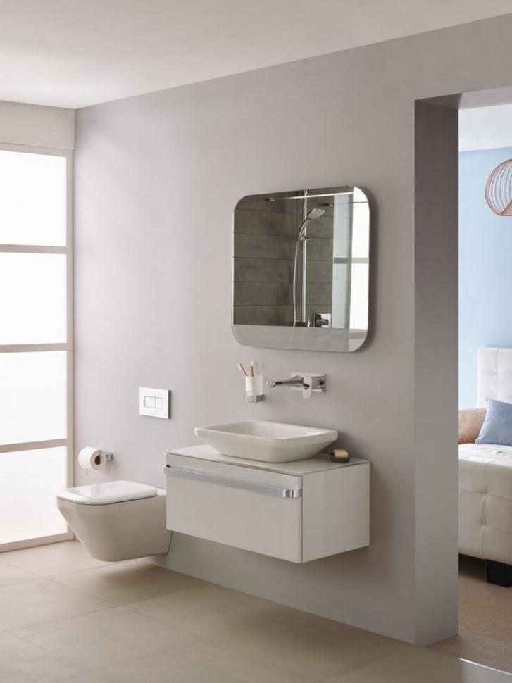 Зеркало со светодиодной подсветкой 100х70 см Ideal Standard Tonic II R4347KP