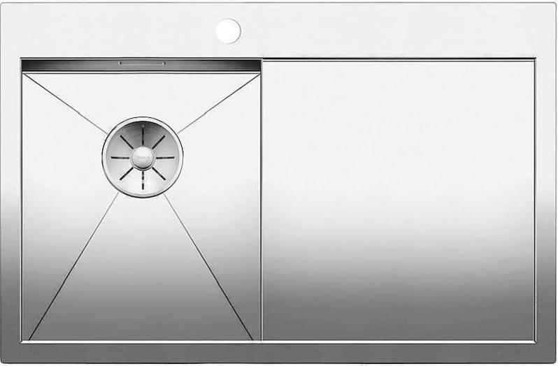 Кухонная мойка Blanco Zerox 4 S-IF/A InFino зеркальная полированная сталь 521622 if on a winter s night a traveller