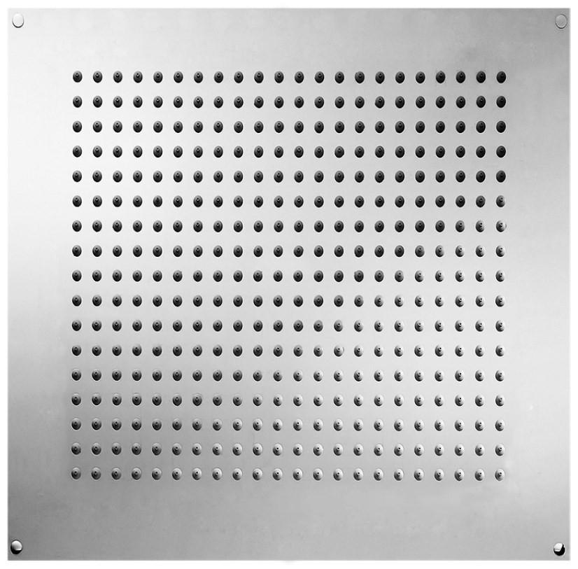 Верхний душ 380x380 мм без хромотерапии Gattoni PD 9915/PDCcr фото
