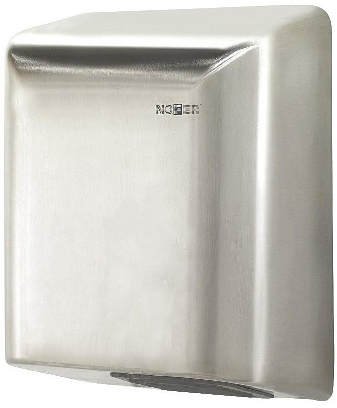 Сушилка для рук матовый хром Nofer Bigflow 01451.S автоматическая сушилка для рук nofer kai 1500 w глянцевая 01251 b
