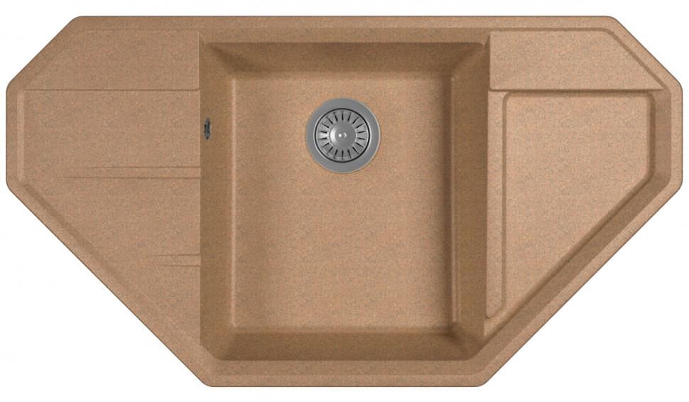 Кухонная мойка Bamboo Крона терракота 29.040.D0910.406