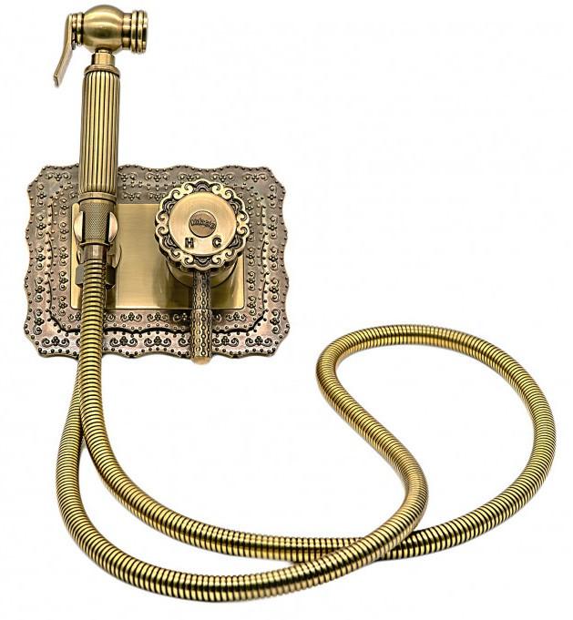 Гигиенический комплект Milacio Vitoria MC.800.BR фото