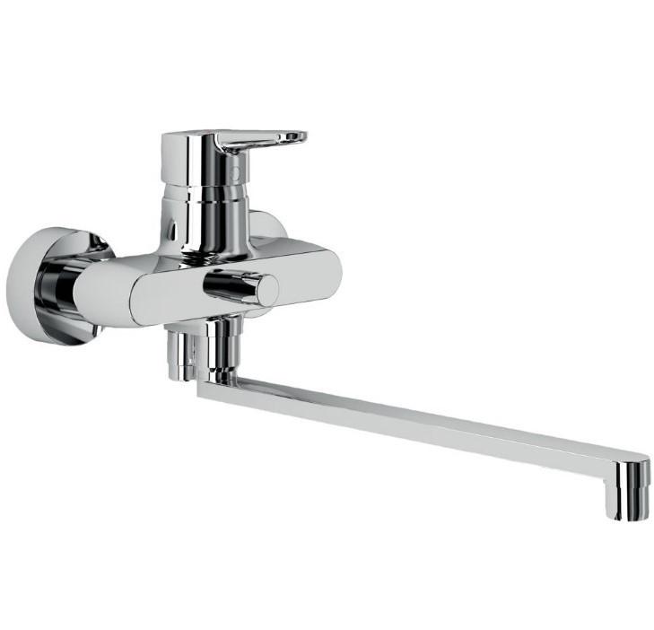 Смеситель для ванны с длинным изливом Ideal Standard Connect Blue B9923AA