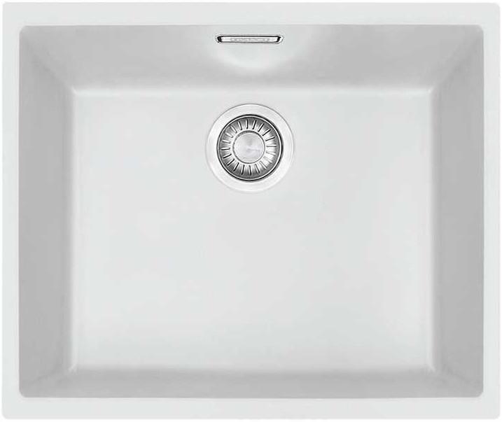 Кухонная мойка Tectonite Franke Sirius SID 110-50 полярный белый 125.0443.352 фото