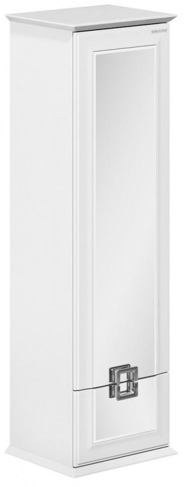 цена на Пенал подвесной белый глянец R Edelform Milarita 3-682-00