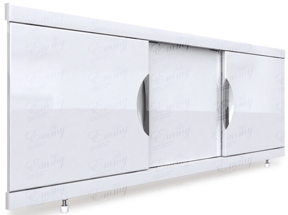 Фото - Экран под ванну 157х52 см белый Emmy Валенсия EMMYVAL15752BEL экран под ванну 167х52 см белый emmy виктория emmyvic16752bel
