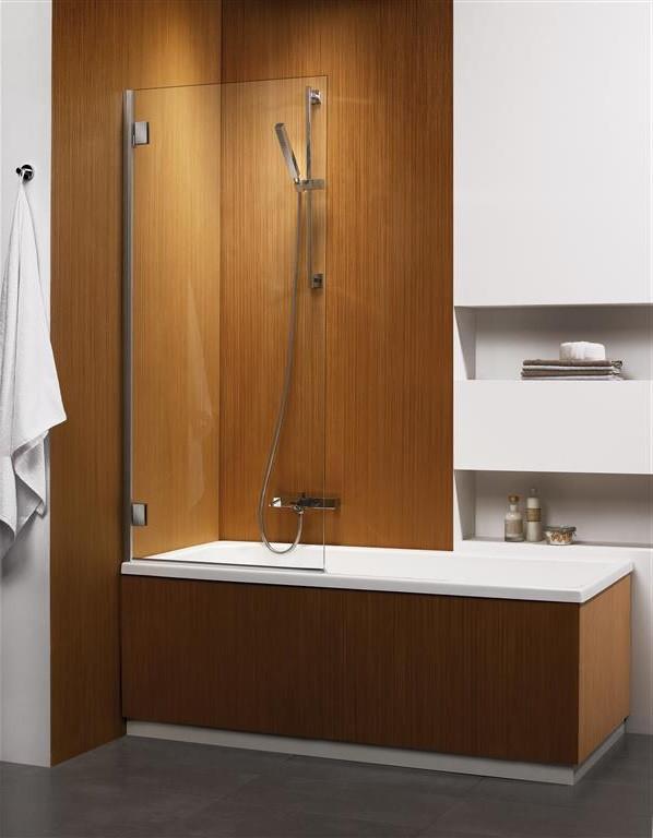 Шторка для ванны Radaway Carena PNJ 67 L коричневое