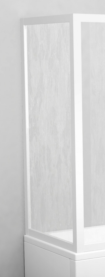 Боковая стенка Ravak APSV-75 белый Rain 9503010241 ravak apsv 80 80х137 см 95040102z1