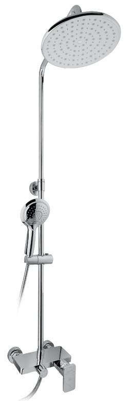 Душевая система Timo Lotta-thermo SX-2610 white цена