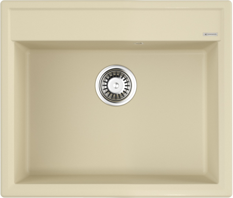 Кухонная мойка ваниль Artgranit Omoikiri Daisen 60-BE недорого
