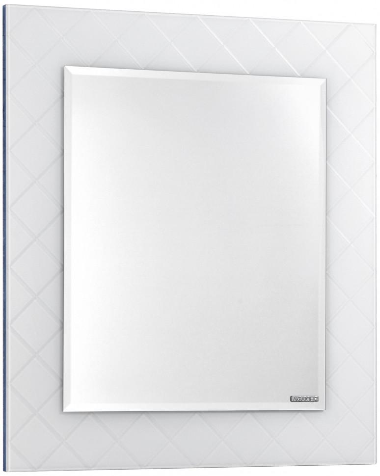 Зеркало 73,8х84,2 см белый Акватон Венеция 1A151102VNL10