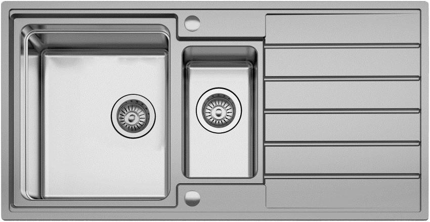 Кухонная мойка Seaman Eco Roma SMR-9750B.B