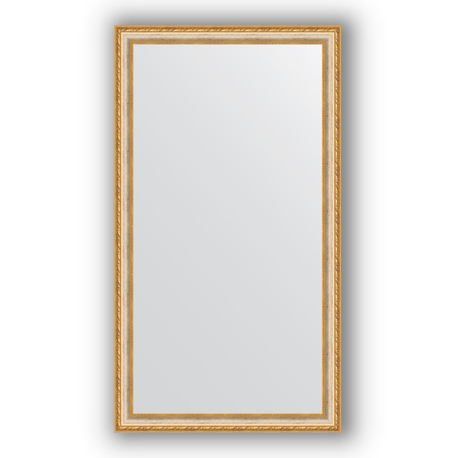 Фото - Зеркало 75х135 см версаль кракелюр Evoform Definite BY 3301 зеркало evoform definite 95х75 версаль кракелюр