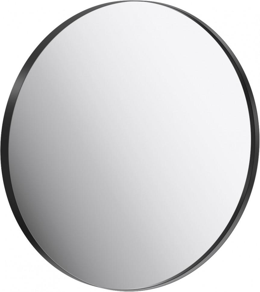 цена Зеркало 80х80 см черный Aqwella 5 Stars RM RM0208BLK онлайн в 2017 году