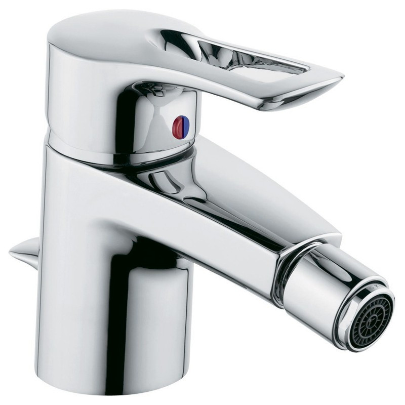 Фото - Смеситель для биде с донным клапаном Kludi MX 332150562 смеситель для биде с донным клапаном kludi mx 332150562