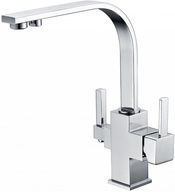 Смеситель для кухни с подключением к фильтру Zorg Sanitary ZR 332 YF стоимость