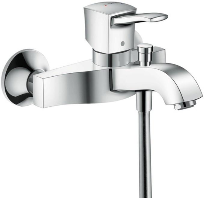Смеситель для ванны Hansgrohe Metropol Classic 31340000 смеситель для ванны hansgrohe metropol s 14461000