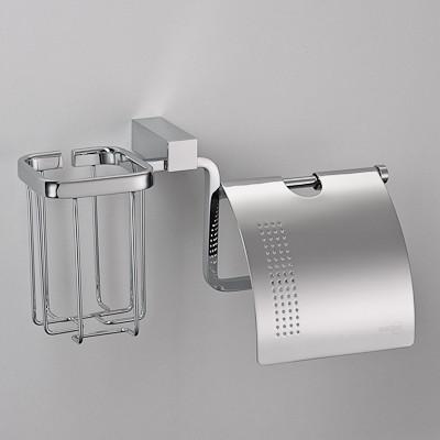 Держатель туалетной бумаги Schein Rembrandt 066SЕ-2-R стакан для ванны schein rembrandt керамика хром 063cs r