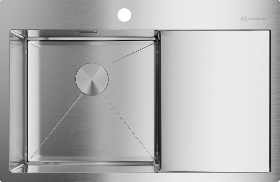 цена на Кухонная мойка нержавеющая сталь Omoikiri Akisame 78-IN-L