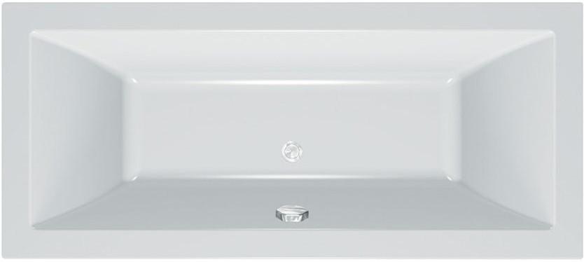 Акриловая ванна 200х90 см Kolpa San Rapido Basis
