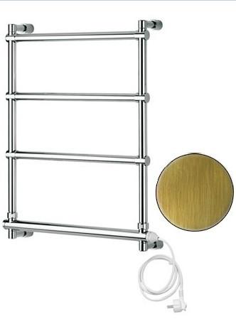 Полотенцесушитель электрический Margaroli Sole 542 бронза полотенцесушитель электрический margaroli sole 5424706crnb
