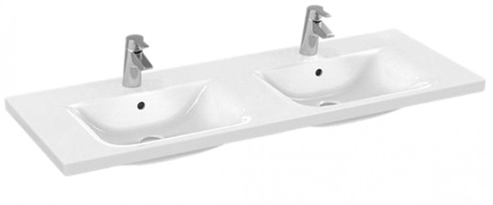 Раковина двойная 130 см Ideal Standard Connect Vanity E813601