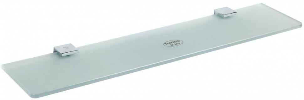 Полка стеклянная 60 см Bemeta Via 135002242 цена