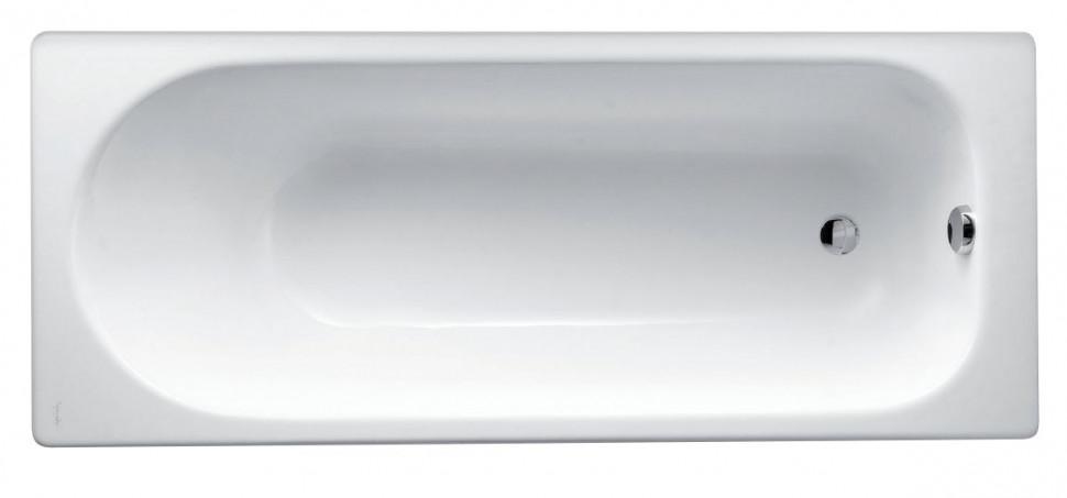 где купить Чугунная ванна 160 x 70 Jacob Delafon Soissons E2931-00 дешево