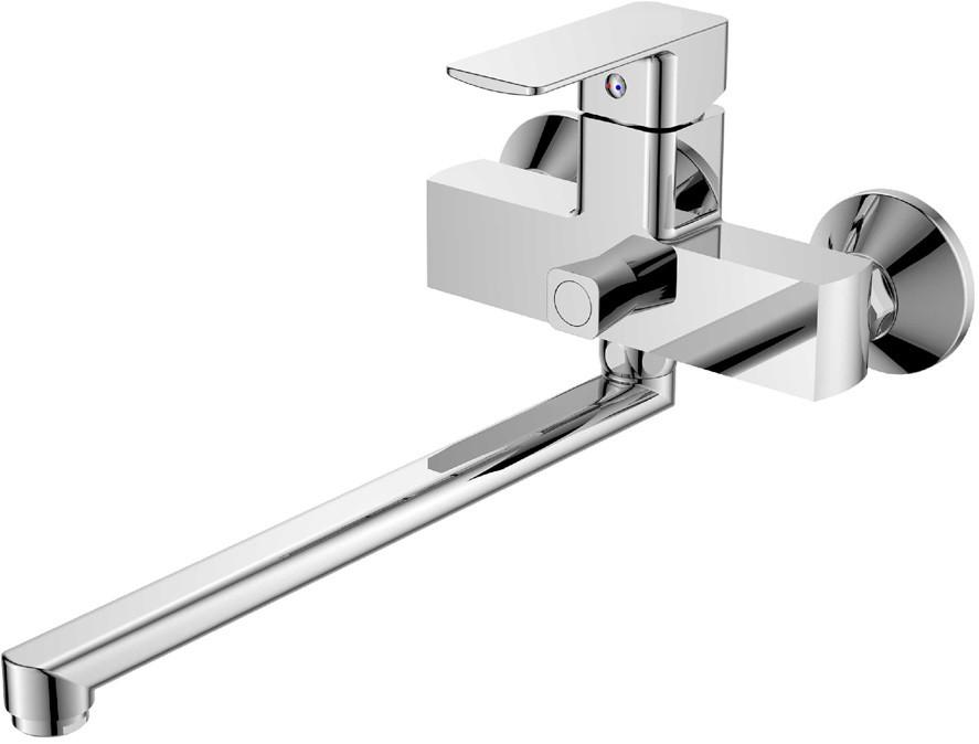 Смеситель для ванны Orange Plito M16-211cr