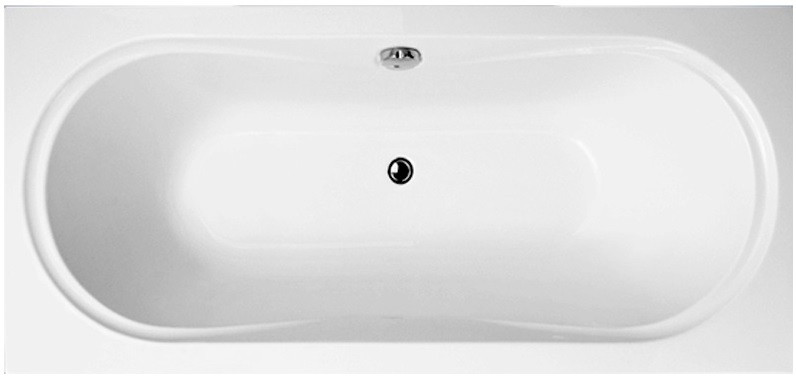 Акриловая ванна 185х90 см Vagnerplast Briana VPBA185BRI2X-04 акриловая ванна 147х100 см r vagnerplast selena vpba141sel3pe 04