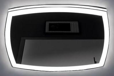 Зеркало с подсветкой 90х85 см Aquanet Тоскана 00196666 зеркало с подсветкой 60х85 см aquanet тоскана 00196955