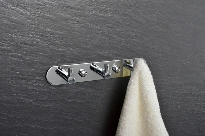 Планка с крючками Fixsen Hotel FX-31005-3 планка 3 крючка fixsen fx 1713