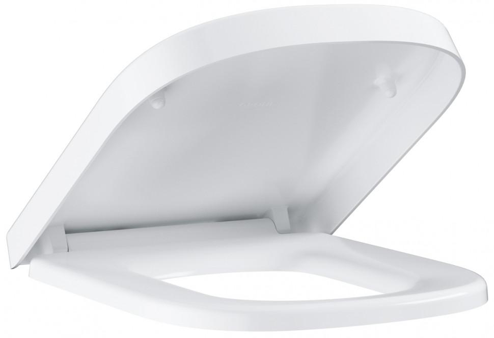 Купить со скидкой Сиденье для унитаза с микролифтом Grohe Euro Ceramic 39330001