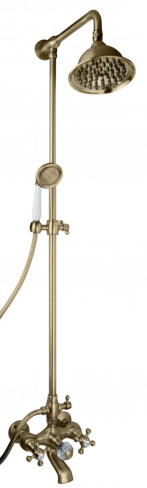Душевая система Timo Nelson SX-1190/02 antique