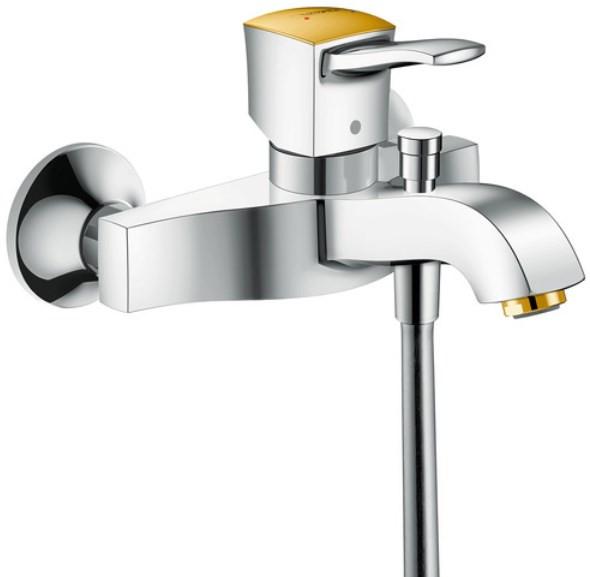 Смеситель для ванны Hansgrohe Metropol Classic 31340090 смеситель для ванны hansgrohe metropol s 14461000