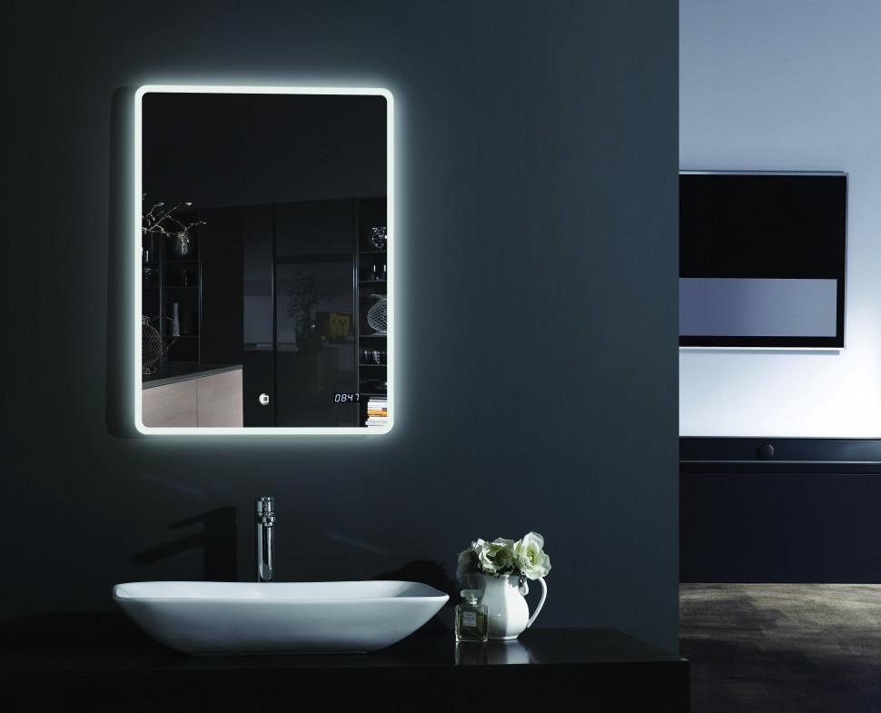 Зеркало с подсветкой 50х70 см Esbano ES-2073FDS