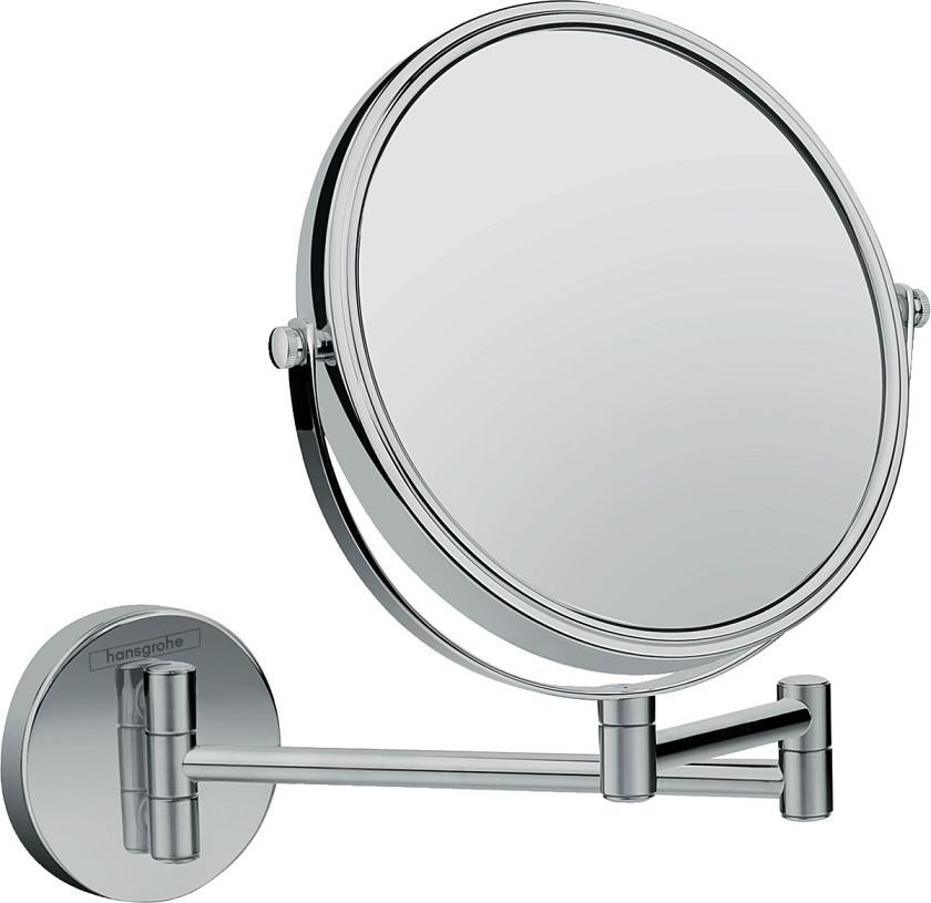 Косметическое зеркало Hansgrohe Logis Universal 73561000 зеркало косметологическое hansgrohe logis universal 73561000