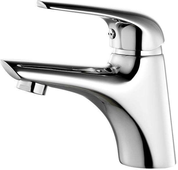 Смеситель для раковины Milardo Baffin BA16209C MI смеситель для ванны milardo baffin ba 23209ck mi