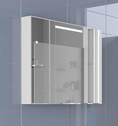 Зеркало-шкаф Марко 100 Акватон 1A190402MO010 цена и фото