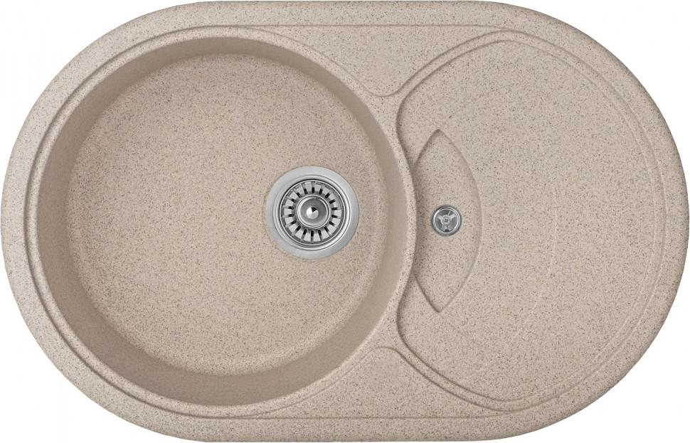 Кухонная мойка терра Longran Eclipse ELG780.500 - 38 цена